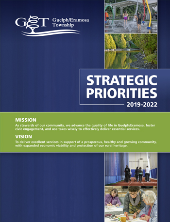Image of the cover of  Strategic Priorities Guide